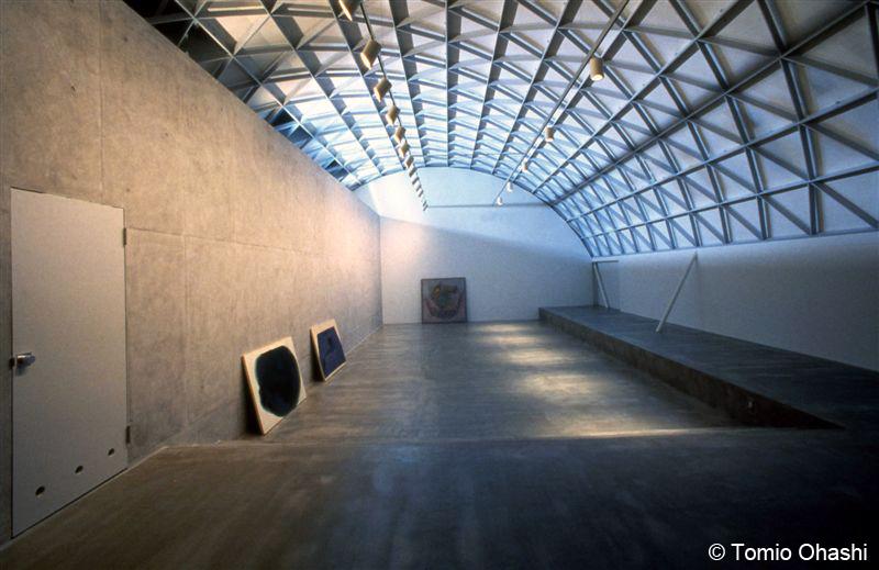 Toyo Ito & ociates, Architects Gallery U on
