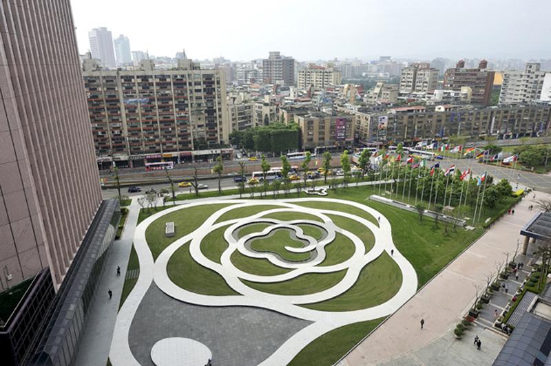 Urban Park Design Plans